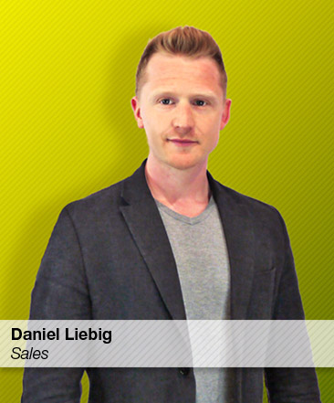 Daniel Liebig, Sales at Bofa