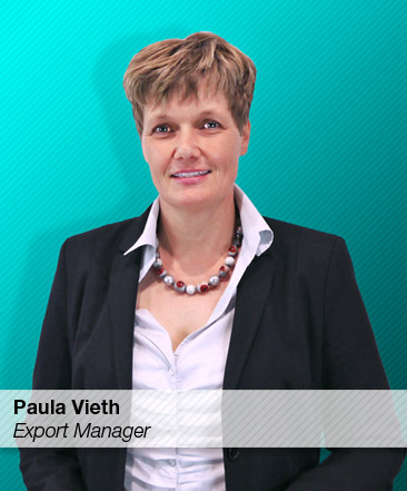 Paula Vieth, Export Manager at Bofa